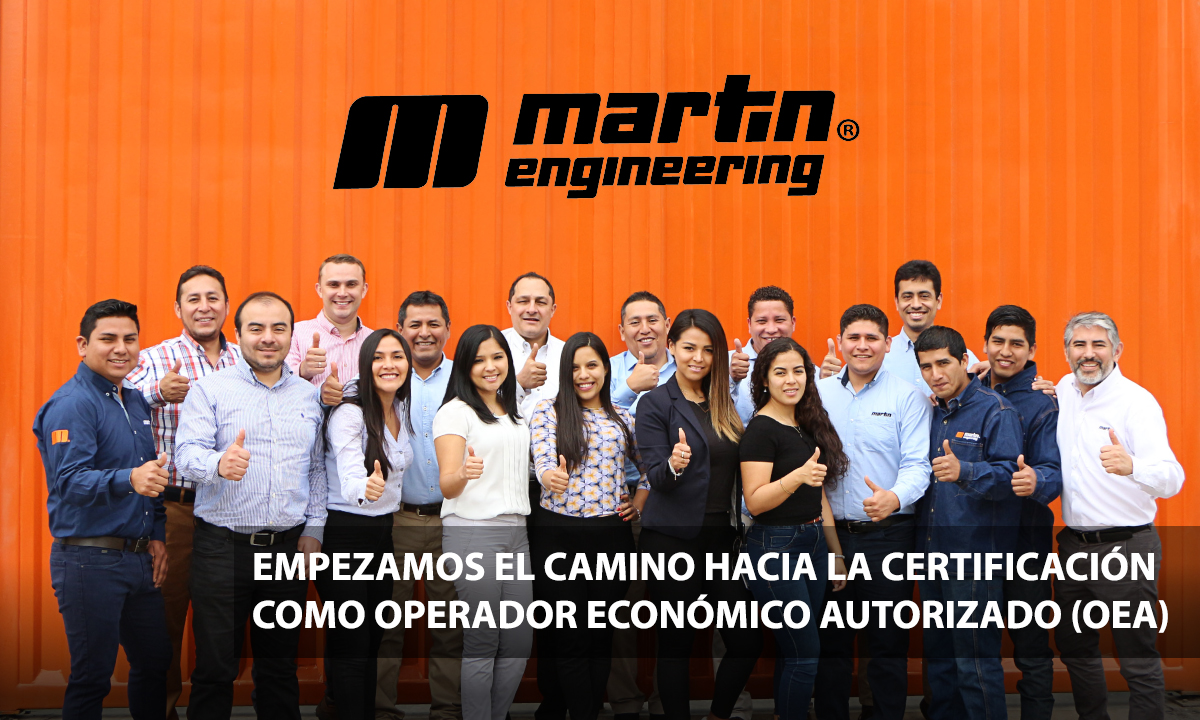 Equipo Martin Engineering Peru
