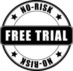 No-Risk Free Trial