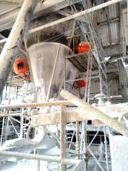 Martin® Air Cannon Solutions solved material blockage issues in smelter plant