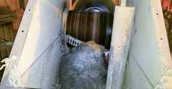 Cleanscrape® Cleaner - Cement Plant