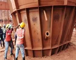 Martin<sup>®</sup> Typhoon Air Cannon reduced material buildups at Vedanta mines