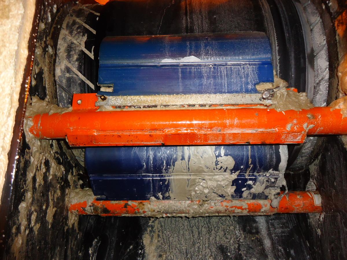 Conveyor Belt Carryback