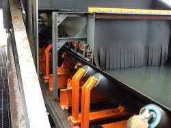 Conveyor Transfer Point Design: Material Containment for Safety & Efficiency