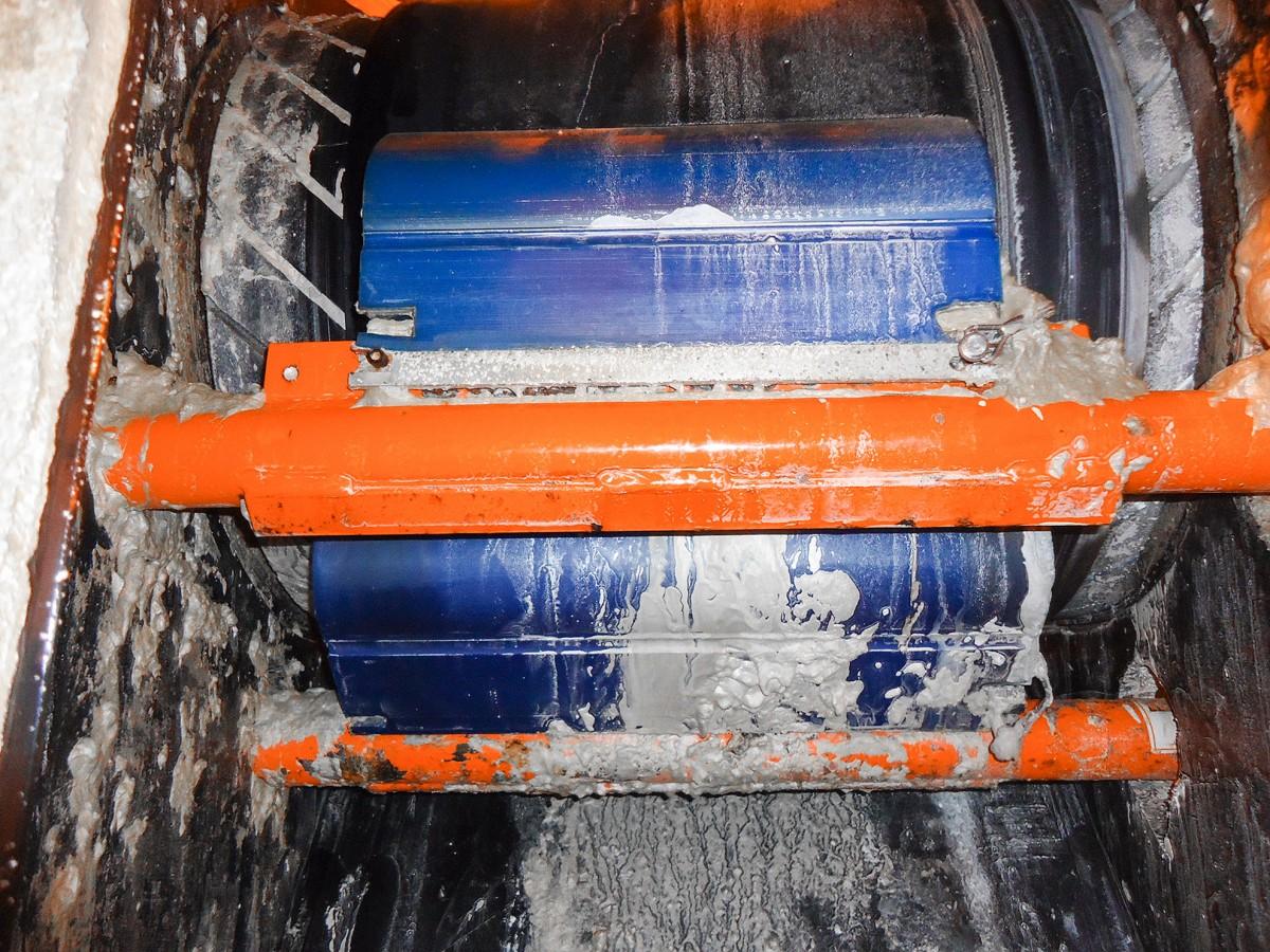 Raspadores E Acess 243 Rios Sistemas De Limpeza De Correias