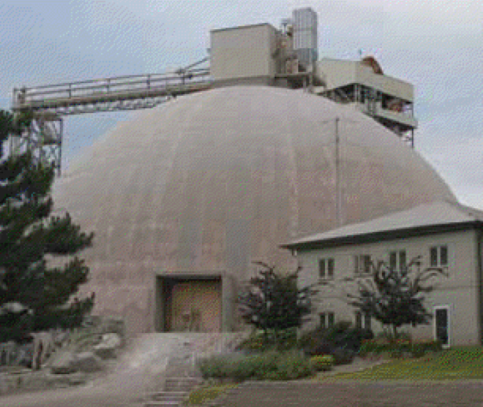 Martinplus 174 Silo Cleaning Service Clears Cement From
