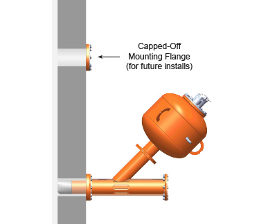Air Cannons - Improve Flow in Silos & Storage Vessels
