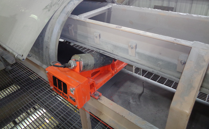 New Technology Generates Electrical Power from Conveyor Belt