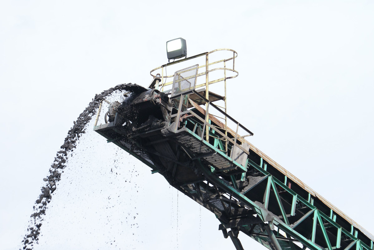 Coal Mining Conveyor